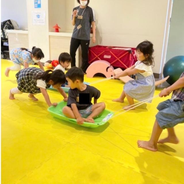 からだづくり教室~幼稚園クラス~