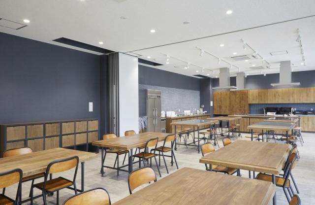 キッチン付きレンタルスペース【NANBU BASE】レンタルスペース,キッチン付きレンタルスペース,レンタルキッチン
